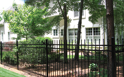 Northern Virginia Metal Fences